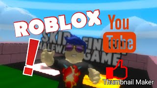 (Playing Escape Spongebob Obby...) Roblox Montage Episode #1