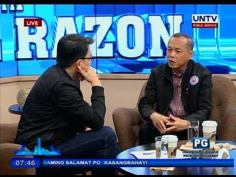 UNTV: NIA Administrator Peter Laviña on Get it Straight