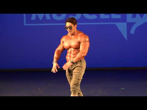 Musclemania Asia 2017