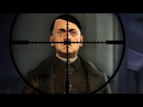 KILLING HITLER | Sniper Elite 4 #4