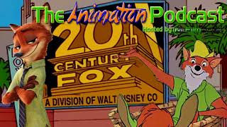 DISNEY Officially Buys FOX - The Animation Podcast HIGHLIGHTS