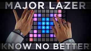 Video Major Lazer - Know No Better (Ellis Remix) | Launchpad Cover/Remix download MP3, 3GP, MP4, WEBM, AVI, FLV Agustus 2018