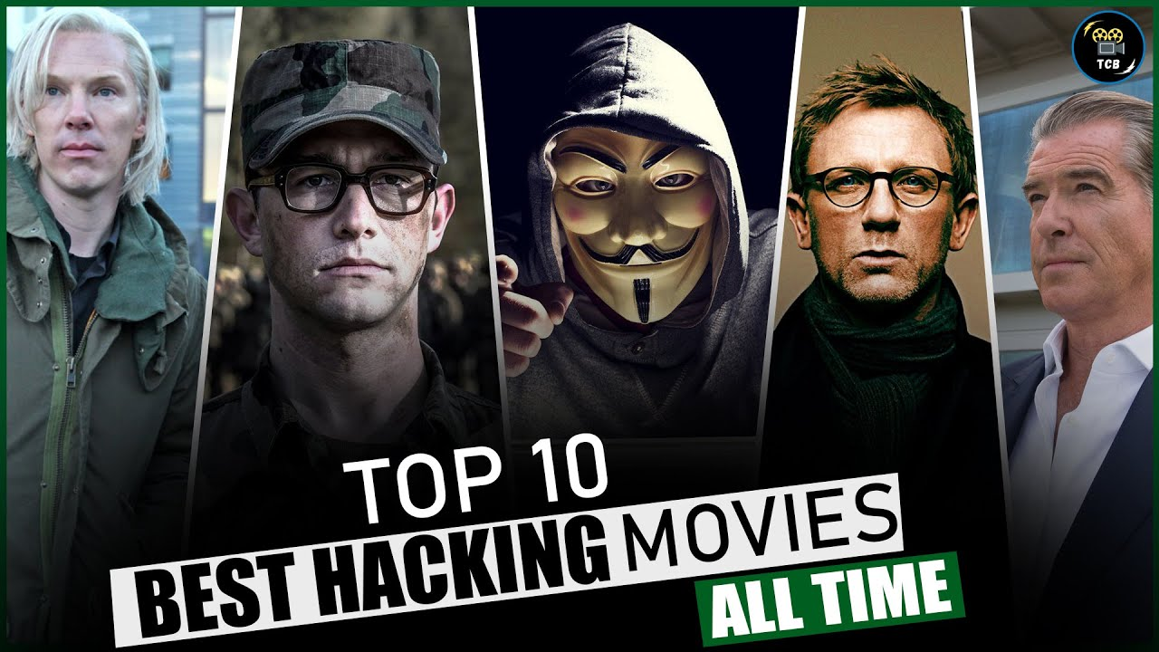 Top 10 Best Hacking Movies Of All Time In Hindi & English [Amazing Techno Thrillers ?]