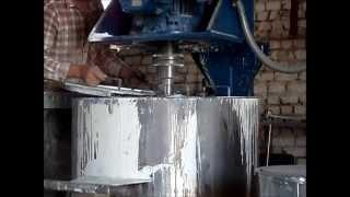 видео Оборудование для производства краски