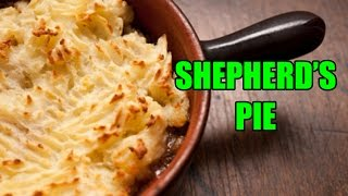 Shepherd's Pie (cottage Pie) Recipe
