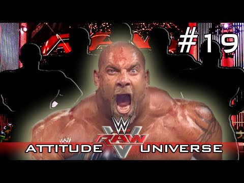 GOLDBERG vs 5 MEN - GAUNTLET MATCH!!! (#19) | WWE Attitude v Universe V