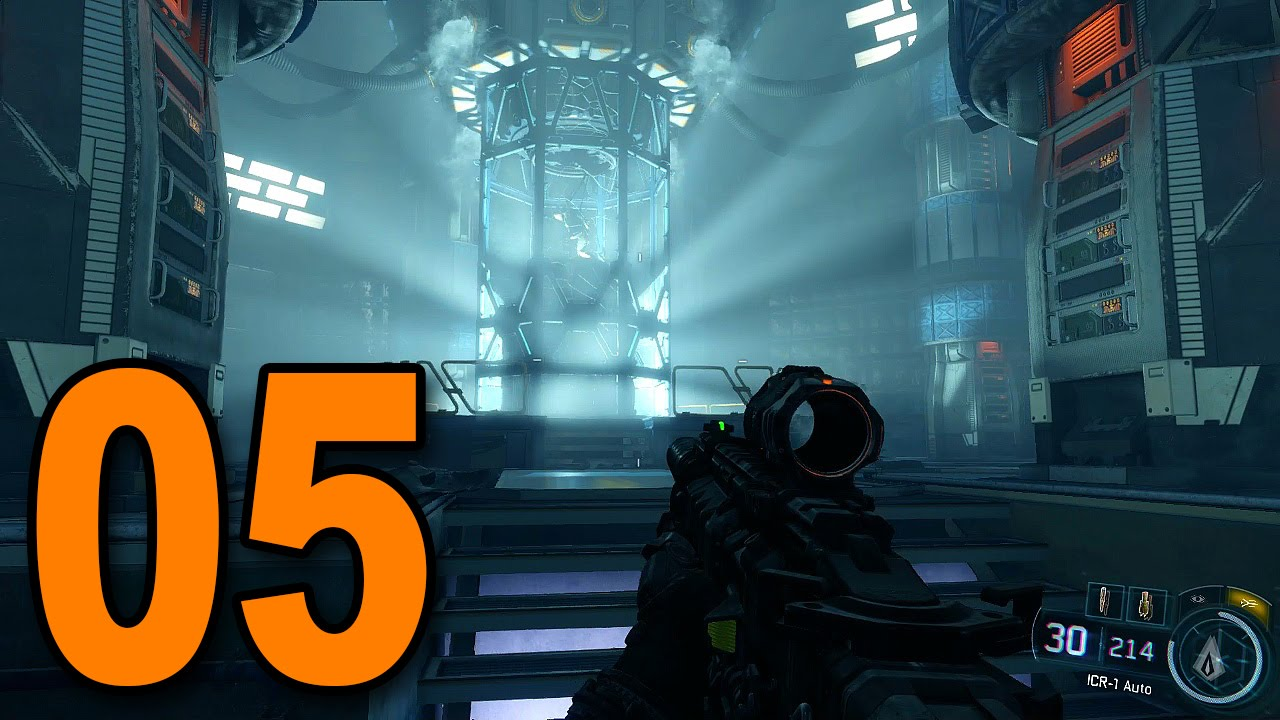 Black Ops 3 Mission 5 Hypocenter Call Of Duty Bo3
