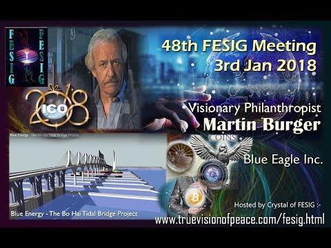 FESIG 48th with Martin Burger of Blue Eagle Inc  3Jan18