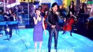"""獻唱""""恋におちてーFall in love"""""""