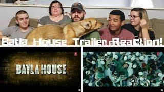 BATLA HOUSE   John Abraham    Mrunal Thakur   Nikkhil Advani   Trailer Reaction!