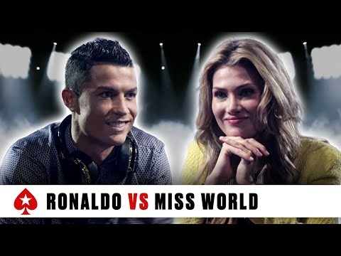 PokerStars Duel: Cristiano Ronaldo Vs. Miss World