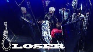 (Comeback Special) 빅뱅(BIGBANG) - BAE BAE + LOSER @인기가요 Inkigayo 20150503