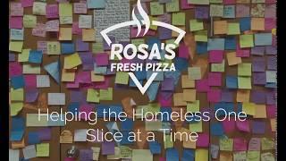Rosa's Fresh Pizza Kiosk UI