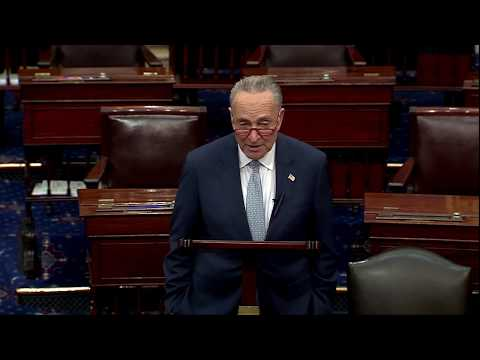 Aid bill has 'unemployment insurance on steroids': Schumer