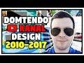 Domtendo´s Kanal Entwicklung/Design von 2010-2017   YouTuber Kanal Rückblicke 01