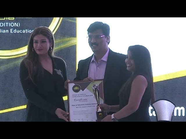 FTIH Won Best Film School in South India | Broadcasted on Zee Business | FTIH Film School