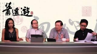 美女專家Wing Lau 分析電力困局〈蕭遙遊〉2014-05-29 a