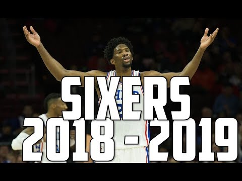 I Philadelphia 76ers del 2019