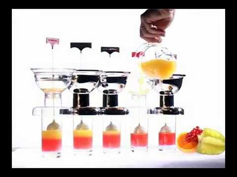 présentation-de-cocktailmaster- -les-recettes-de-cocktails