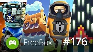 Skvělé hry zdarma: FreeBox #176