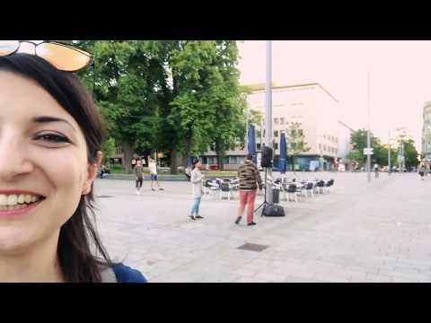 Augsburg - Almanya kısacık şehir turu