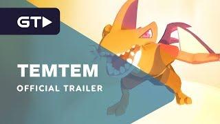 Temtem (Pokemon-Like MMO) Official Gameplay Trailer
