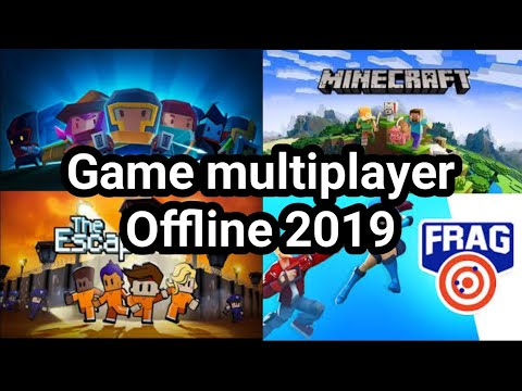 TOP 10 Game Local Multiplayer Offline In Android/IOS