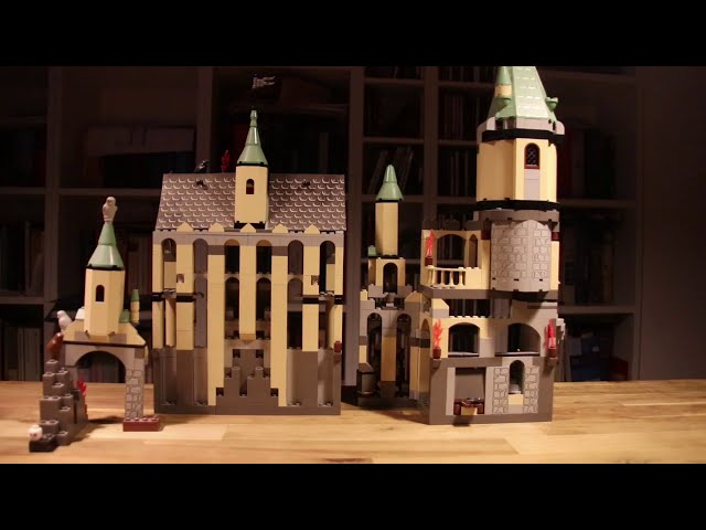 Eine Legende...-Lego Harry Potter-4709-review