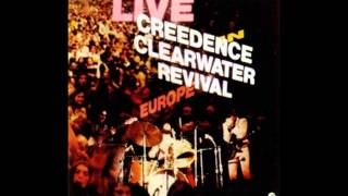 Creedence Clearwater Revival - It Came Out Of The Sky (Live in Europe)