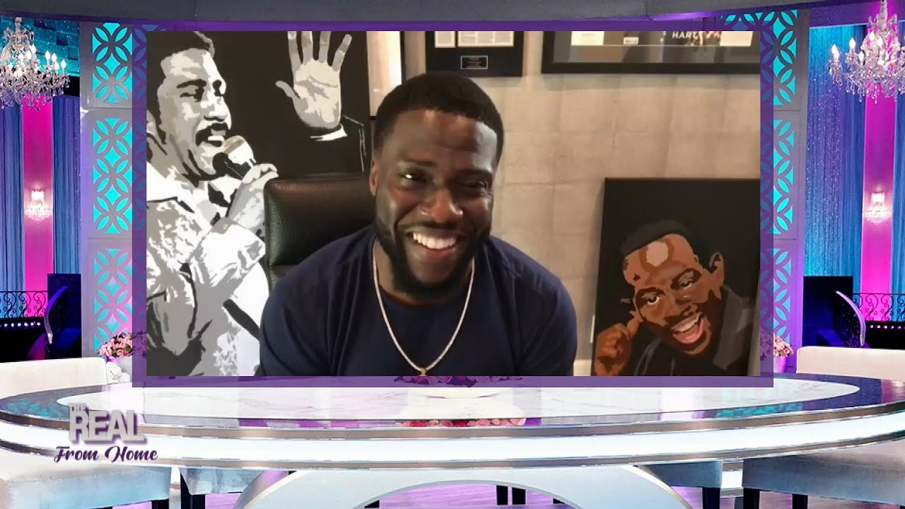 "FULL INTERVIEW: Kevin Hart on His Book ""The Decision"" and More!"