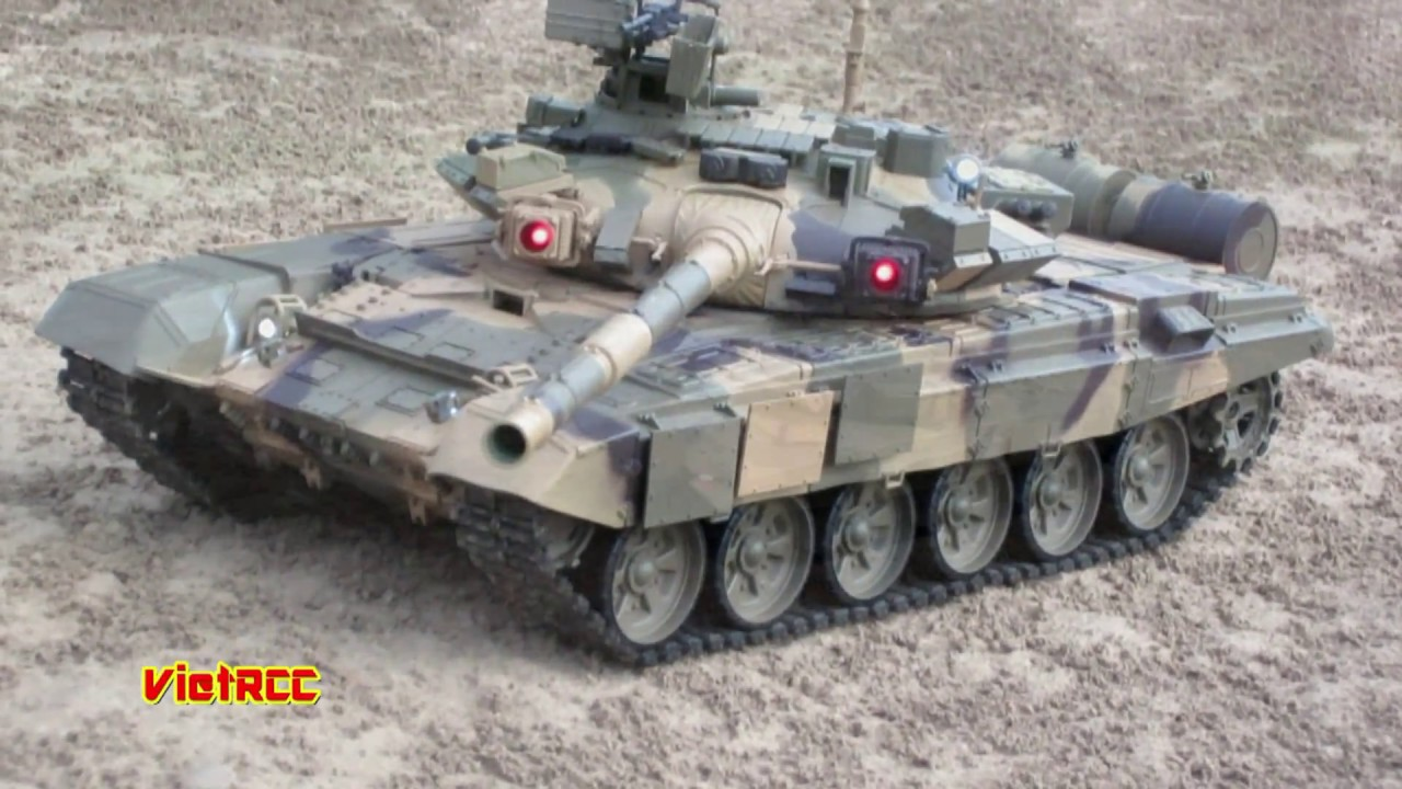heng long rc t90 s tank youtube