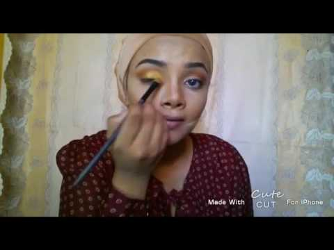 Somalia makeup artist by Maryama mua part6