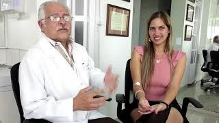 Michelle Rhor visita al Dr Pedro Villagra y cambia su vida