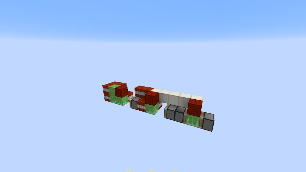Minecraft Tomahawk Missile By Cubehamster Youtube