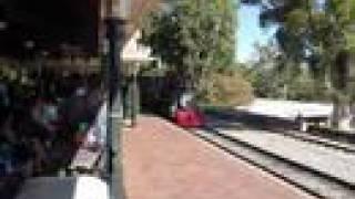 The Disneyland Railway!