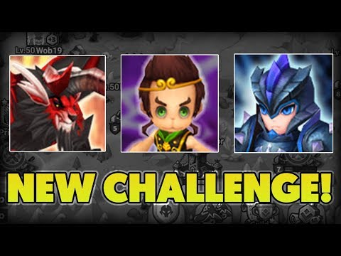 SUMMONERS WAR: WHAT DO THESE 3 HAVE IN COMMON?!