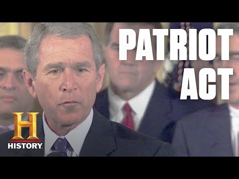Here's Why the Patriot Act Is So Controversial | History
