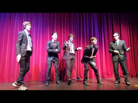 St. Bede's Theatre Sports Team Class of 2017 Final Ever Performance
