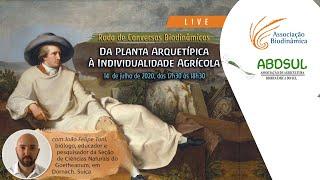 Da Planta Arquetípica à Individualidade Agrícola com  João Felipe Toni [CONVERSAS BIODINÂMICAS]