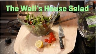 The Wall's House Salad Recipe - Easy & Healthy!