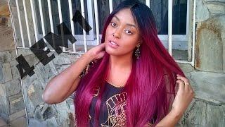 Aprenda: Aperta lace wig, Disfarça a tela, Fazer Baby Hair e Corta a tela | Iza Marques