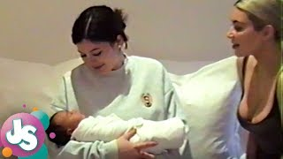 Everything We Learned & LOVED from Kylie Jenner's Baby Video; Is Her Silence Excusable? - JS