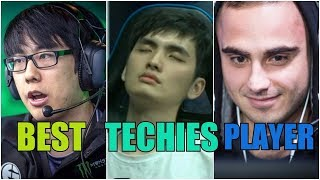 DO YOU STILL REMEMBER? Best Techies in Competitive Scenes by iceiceice,Aui_2000 and Kuroky Dota 2
