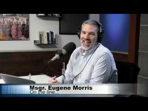 Msgr. Eugene Morris: Ask a Priest - Catholic Answers Live - 03/27/20