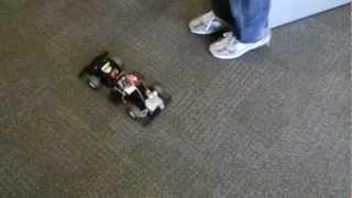 Autonomouse Robot Car Arduino