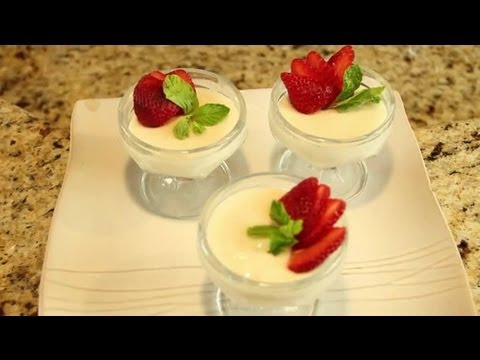 How to Make Homemade Sugar-Free Pudding : Diabetic Recipes