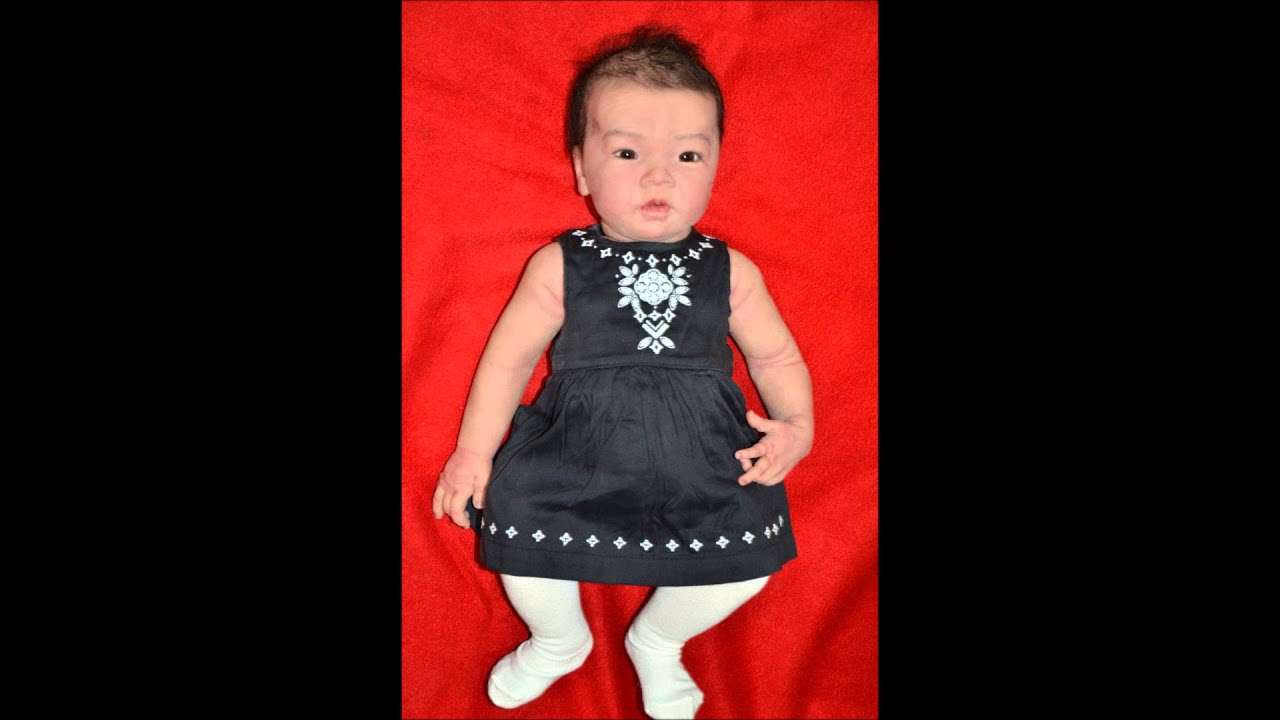 Full Body Silicone Baby Zara is Ready to Come Home! - YouTube