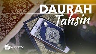 Kajian Umum: Daurah Tahsin (Makharijul Huruf) - Ustadz Abdurrahim