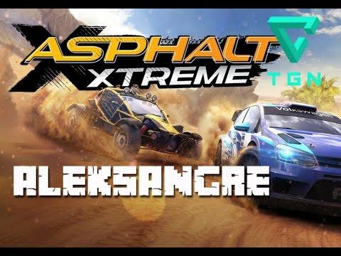 Asphalt Xtreme - Gameplay en Español HD - Android gratis - Aleksangre