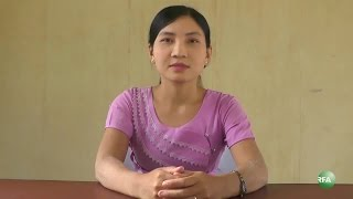 RFA Rakhine Language TV Program, 2015 August 4th Week